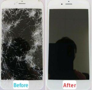 iPhone6 修理 宇都宮
