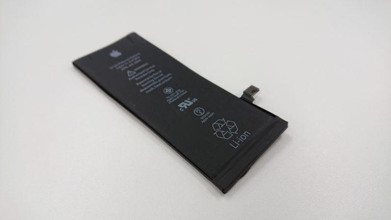 iPhone6 バッテリー交換 宇都宮