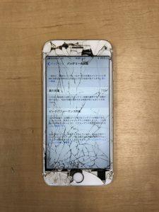 iPhone6s バッテリー 宇都宮