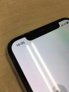 iPhone XS 画面修理後外観2